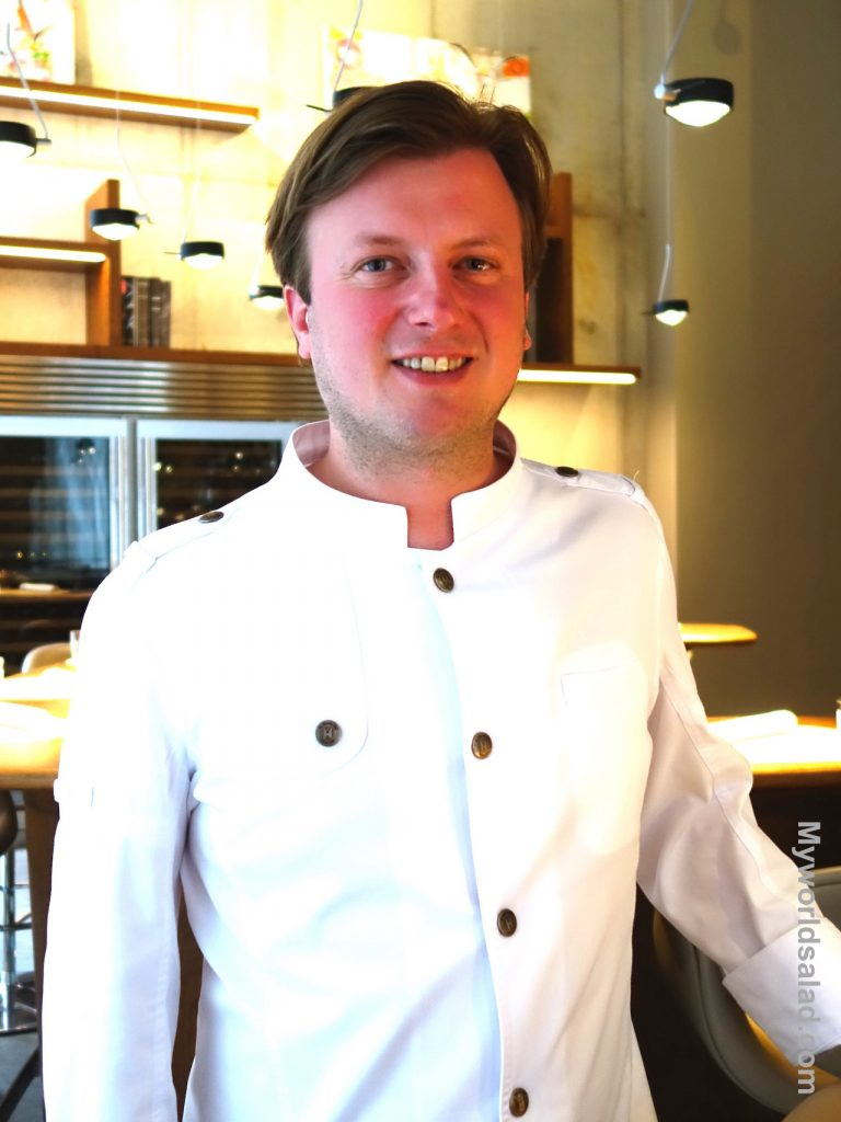 Kevin Fehling, 3 Michelin-Sterne, The Table Hamburg
