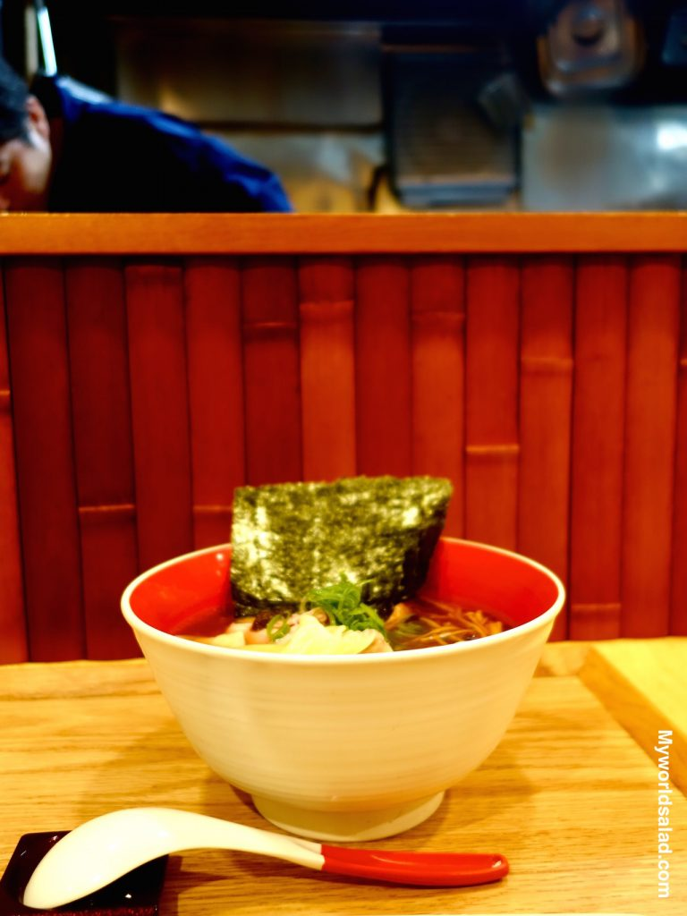 Ramen in Tokio mit Michelinstern