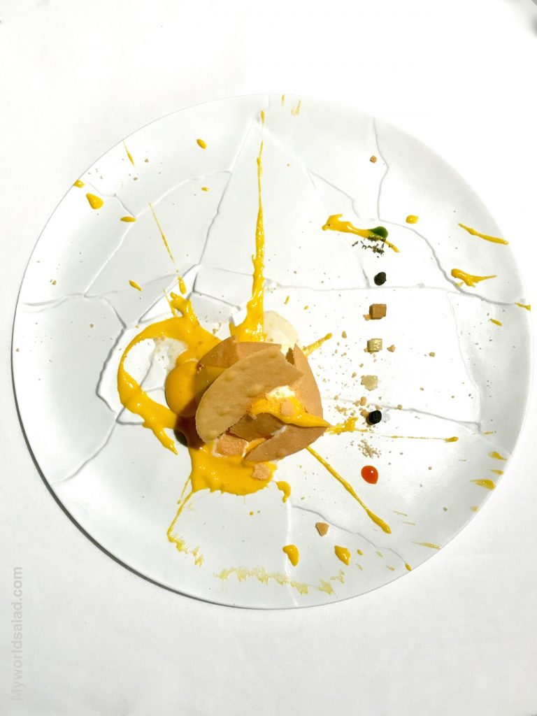 "Zitronendesser von Massimo Bottura ""Oops, I dropped the lemon tart"""